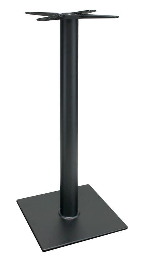 TG11 H.108, Base in ghisa per tavolo alto, per bar e pub