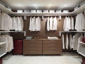 Guardaroba e cabine armadio