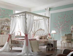 Luigi XVI Luigino, Cameretta per ragazza, dallo stile elegante e lussuoso