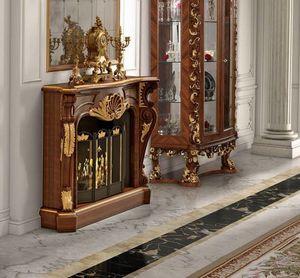 Art. 25, Caminetto in stile classico