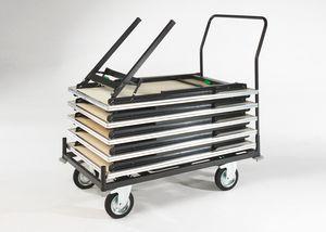 TTF, Carrelli per tavoli pieghevoli per uso conferenze