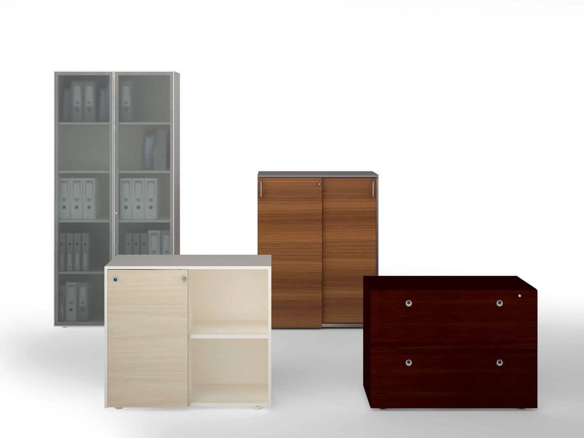 Mobili da archivio per ufficio | IDFdesign