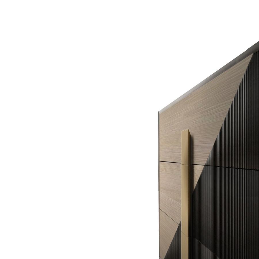 New Harmony Art. H0013, Comò dal design geometrico