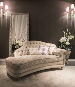 Etoile dormeuse, Dormeuse capitonn� ideale per alberghi di lusso