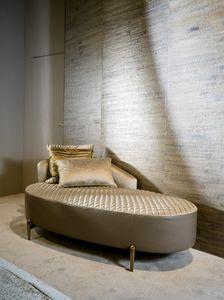SELENE dormeuse GEA Collection, Dormeuse lussuosa ed elegante