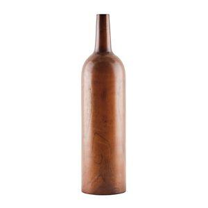 Decor 00270, Bottiglia decorativa in legno