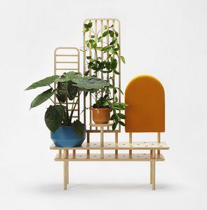 Etta screen, Mobile multifunzionale in legno
