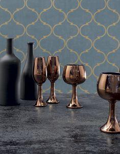 GRUPPO CIN CIN, Bicchieri in ceramica