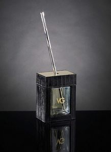Luxury Home Parfum, Profumatore per ambiente rivestito in pelle