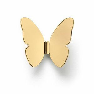 Single Butterfly, Farfalla decorativa in acciaio