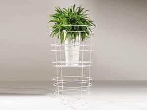 Vaso, Portavaso in metallo ideale per bar alberghi e ristoranti