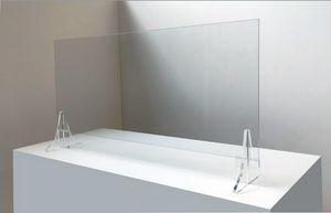 Clearvirus BA/100, Barriera di protezione in vetro