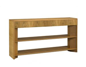 Anita 5813, Consolle bifacciale in legno