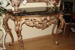 Art. 114, Consolle con piano in marmo, stile fiorentino