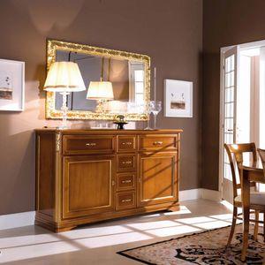 La Maison MAISON605T, Credenza di gusto seicentesco