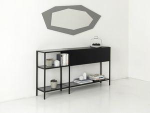 a114 antea, Madia dal design minimale