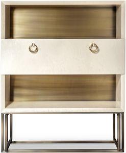 Voyage cabinet, Mobiletto con una anta