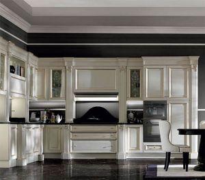 Canova cucina, Cucina elegante e funzionale