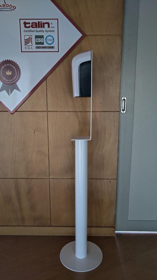 LEAP 2020 MA03, Dispenser automatico anticovid ed igienizzazione delle mani
