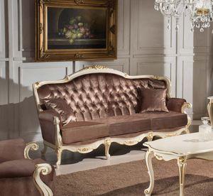 Art. 3700, Elegante divano in stile Liberty