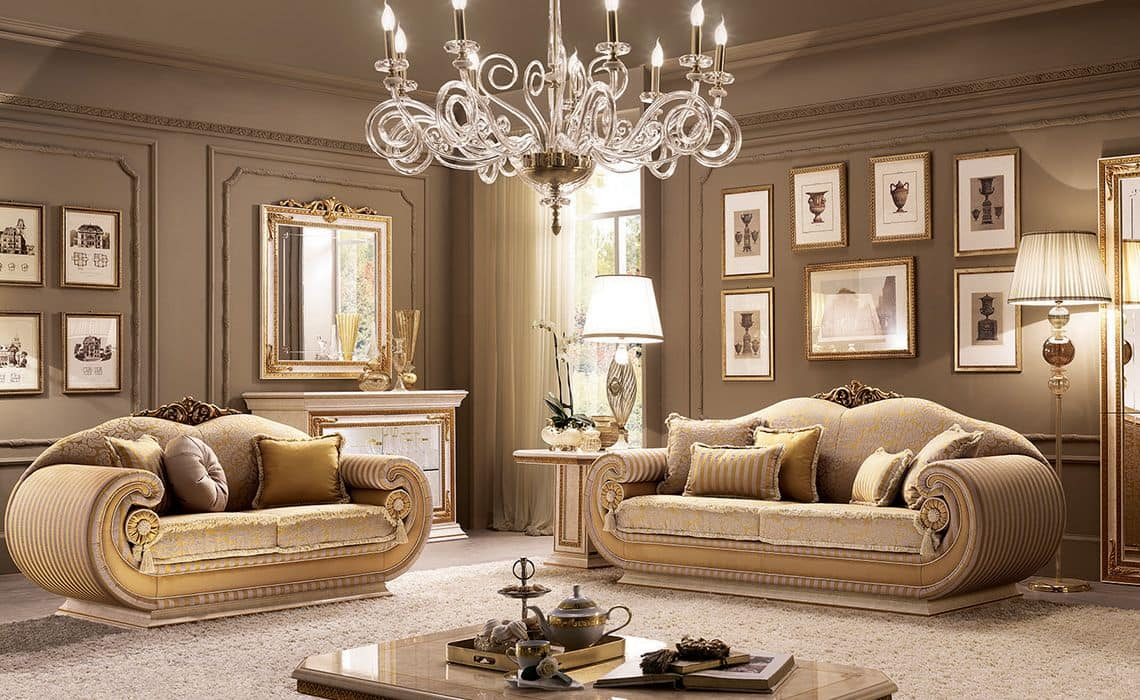 Illuminazione Soggiorno Classico : Illuminazione soggiorno classico ...