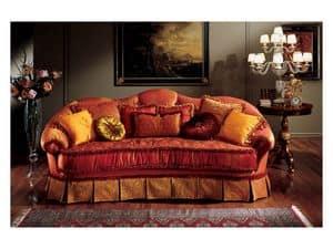 Mara divano, Divano in stile classico