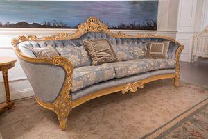 Nobile divano, Divano prodotto artigianalmente
