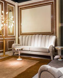 DI29 Metamorfosi divano, Divano outlet, dal design classico