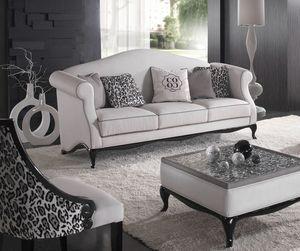 Lounge, Divano dal design sofisticato