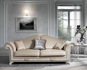 Viola divano, Divano stile neoclassico