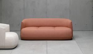 Brioni Up sofa, Divano dal design arrotondato
