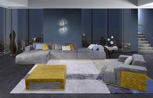 DI50 Cube divano, Divano componibile dal design elegante