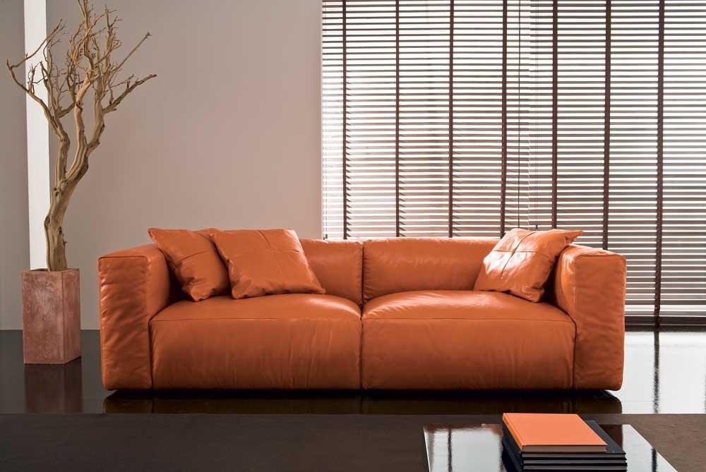 Divano componibile con seduta larga | IDFdesign