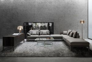 Frame Sofa, Divano dalle linee pulite