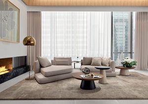 Arabesque, Divano modulare, dal design moderno
