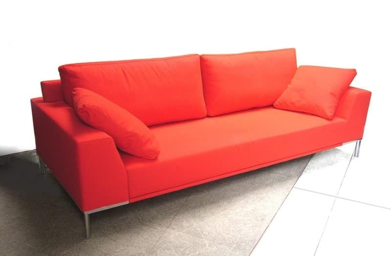 Arian, Divanetto moderno per ufficio, molleggio della seduta