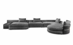 Oasi divano, Divano componibile contemporaneo