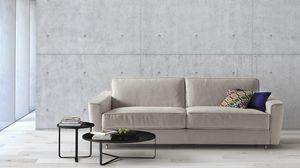 Petrucciani, Elegante e comodo divano letto