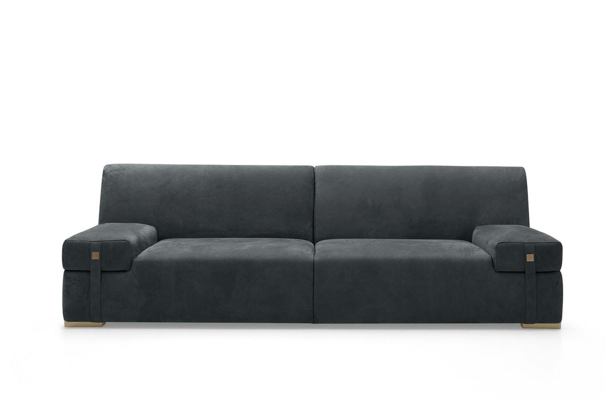 Richard divano, Comodo divano a 2 o 3 posti