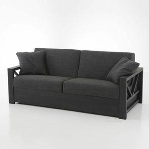 Hollywood Bed, Divano letto in legno massello