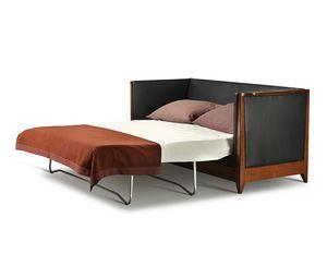Torino 2244, Divano letto in legno