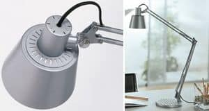 Prima, Lampada tecnica da scrivania per studi e uffici
