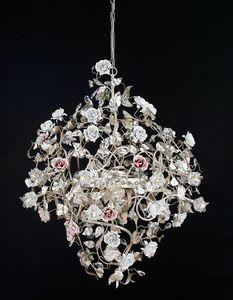 212116+LED, Raffinato lampadario