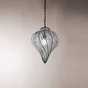 Goccia Ms111-050, Lampada a sospensione in vetro