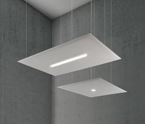 Oversize Lux, Pannelli fonoassorbenti con luce a Led integrata