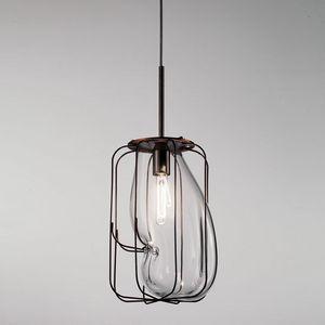 Pause Ms447-030, Lampada a goccia in vetro