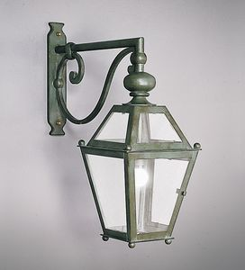 CHIANTI GL3009AR-1dw, Lanterna dal design tradizionale