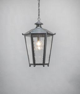 HYDRA GL3003CH-1, Lanterna esagonale per esterni