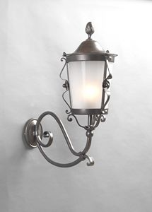 VENICE GL3030AR, Lanterna per esterni con decorazioni