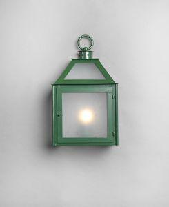 VETRI SOPRA GL3018WA-1, Mezza lanterna da muro per esterni